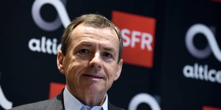 """SFR ne participera """"probablement pas"""" à l'appel d'offres de la Ligue 1"""