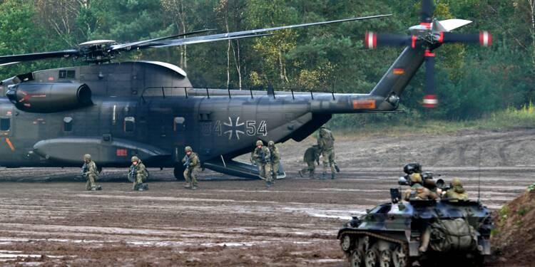 Budget de l'UE: Bruxelles propose une enveloppe conséquente pour la Défense