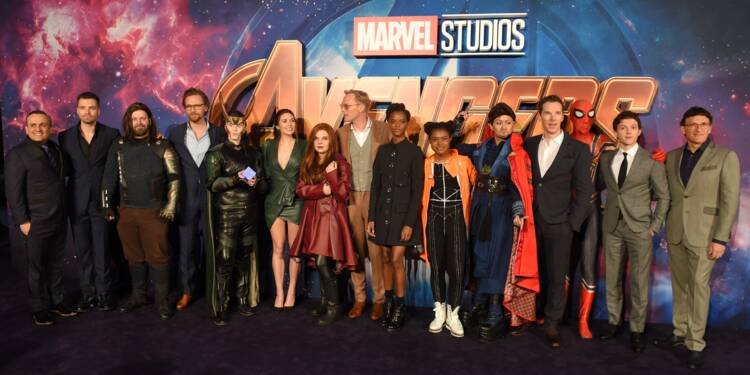 """Avengers: Infinity War"" se propulse en tête du box-office nord-américain"