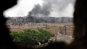 Syrie: les médias d'Etat annoncent un accord d'évacuation à Yarmouk dans le sud de Damas