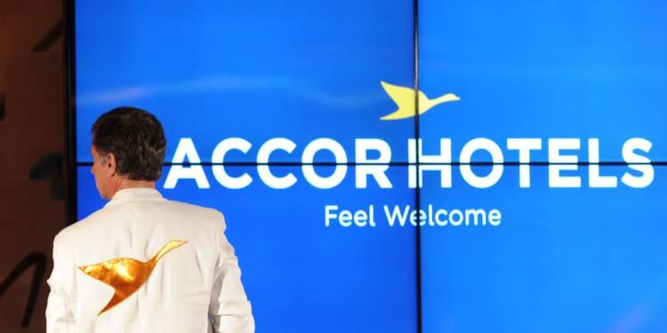 Entrée au capital d'Air France-KLM: AccorHotels calme le jeu