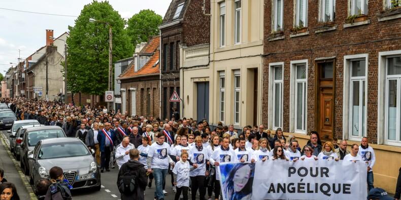Angélique: une marche blanche rassemble plusieurs centaines de personnes