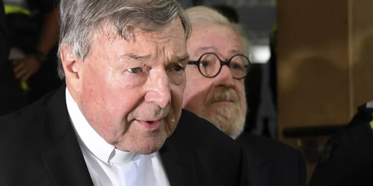 Australie: le cardinal Pell sera jugé pour agressions sexuelles