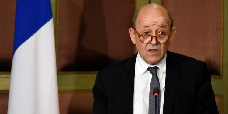 """Sursis américain sur l'acier: la France demande une exemption """"permanente"""""""