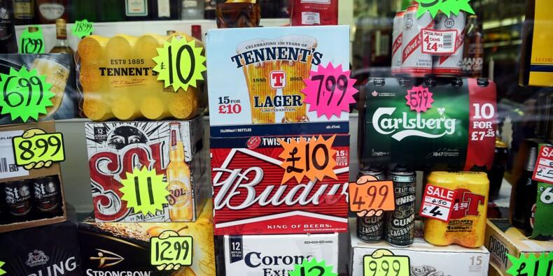 L'Ecosse, première nation à introduire un prix minimum pour l'alcool