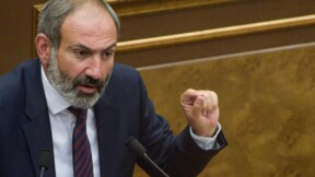Arménie: l'opposant Pachinian échoue à être élu Premier ministre par le Parlement