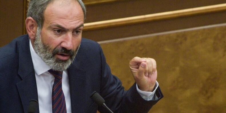 """Arménie: la crise s'approfondit, Pachinian appelle à """"la désobéissance civile"""""""