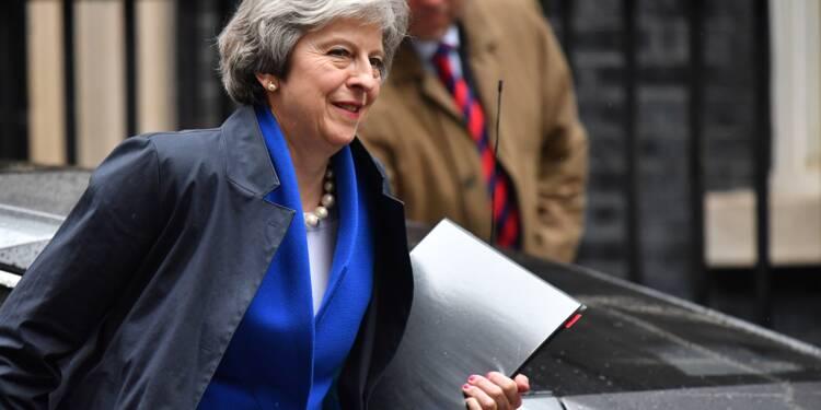 Brexit: May menacée par une fronde parlementaire sur l'union douanière