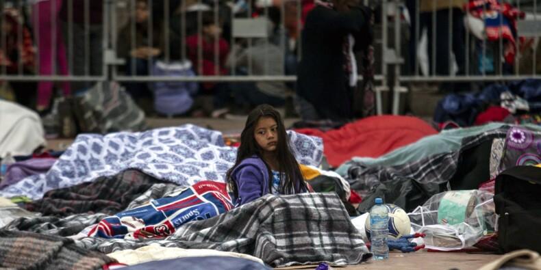 Être séparés de leurs enfants, un risque pour les demandeurs d'asile aux USA