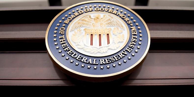 La Fed laisse les taux inchangés mais prend acte de la remontée de l'inflation