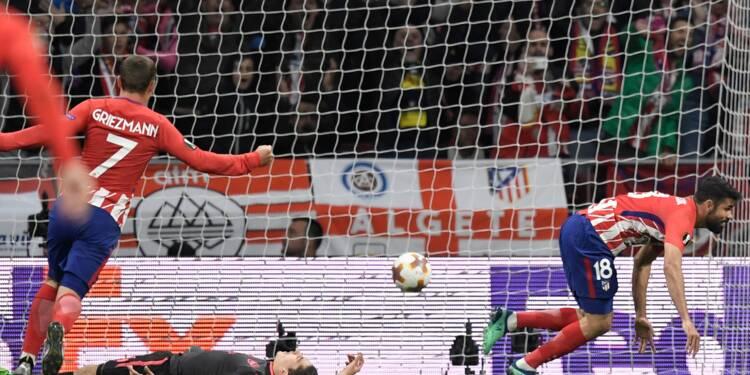 Europa League: l'Atlético évince Wenger et jouera la finale à Lyon