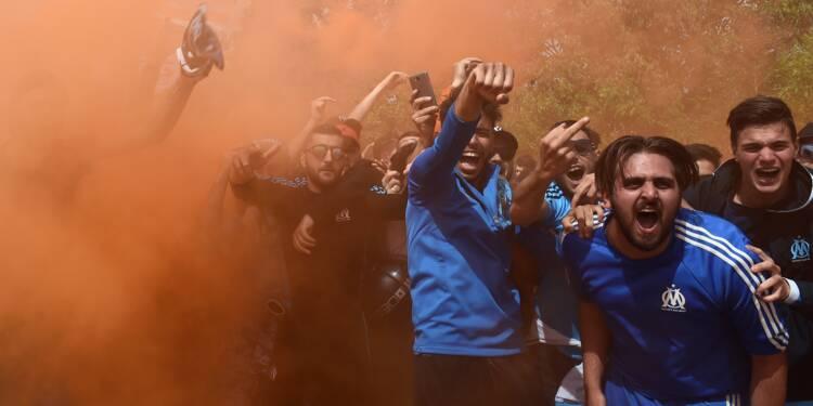 Europa League: l'OM rêve de sa première grande finale depuis 14 ans