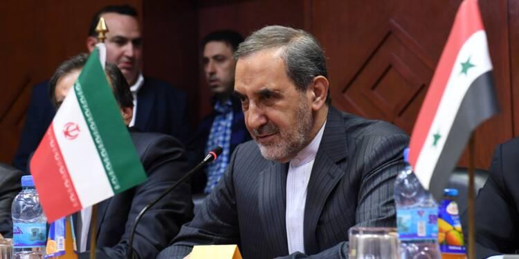 L'Iran menace de quitter l'accord nucléaire si les Etats-Unis en sortent