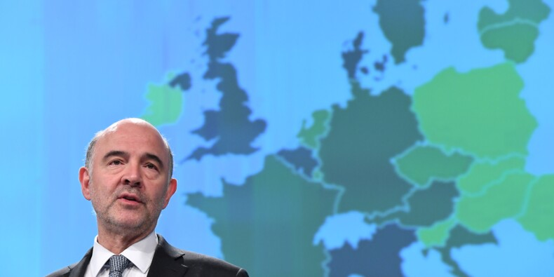 """L'UE met en garde contre le protectionnisme, """"plus grand risque"""" pour la zone euro"""