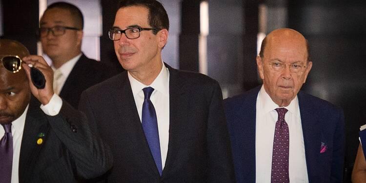 """Commerce USA-Chine: """"d'importants différends subsistent"""" dans les négociations, selon Pékin"""
