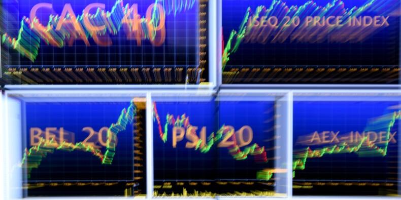 La Bourse de Paris finit en légère hausse