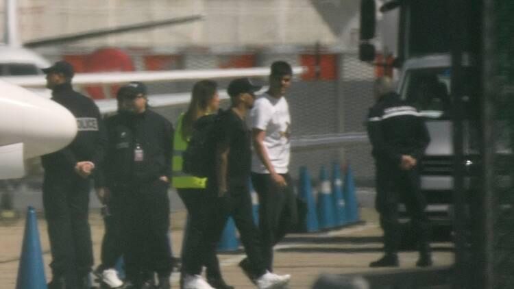 Neymar, le pied à Paris, la tête déjà en Russie