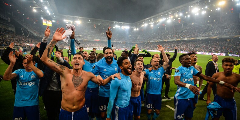 Europa League: Marseille, cinq étoiles