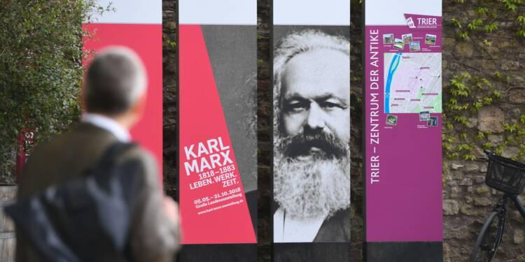 Karl Marx a 200 ans, et fait toujours débat !