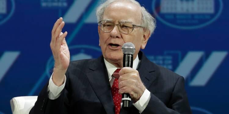 Warren Buffett veut rassurer sur l'avenir de son empire sans lui