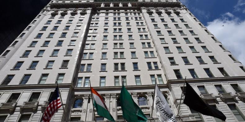 Le légendaire Plaza Hotel de New York racheté pour 600 millions de dollars