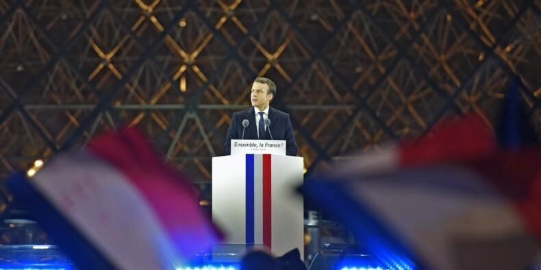 Un an de Macron en images