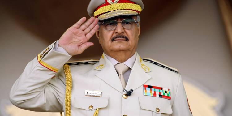 """Libye: Haftar lance une offensive pour """"libérer"""" Derna des """"terroristes"""""""