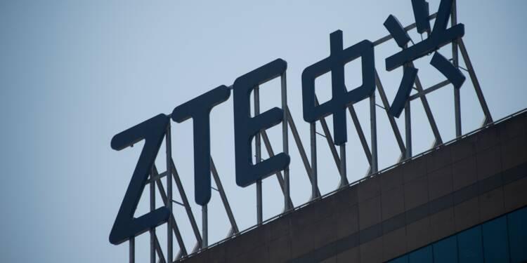 Le chinois ZTE demande aux USA de lever les sanctions à son encontre