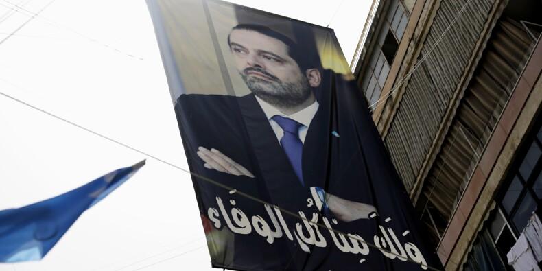 Liban: Hariri annonce la perte d'un tiers des sièges de son mouvement au Parlement