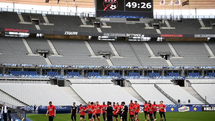 Coupe de France: Les Herbiers-PSG, petit David contre très grand Goliath
