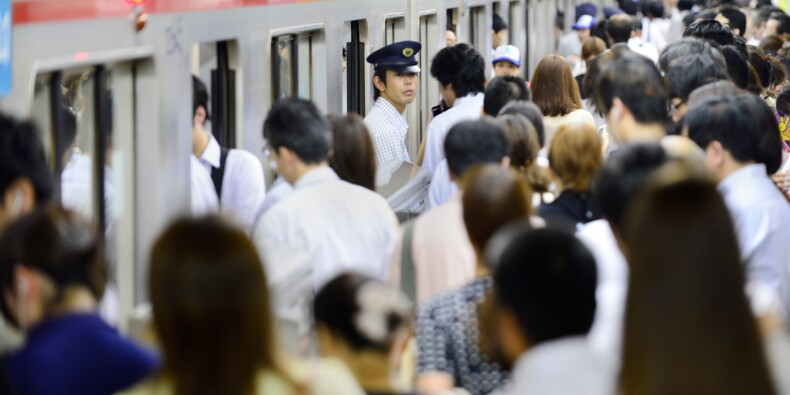 JO-2020: risque de paralysie du métro de Tokyo, selon une étude