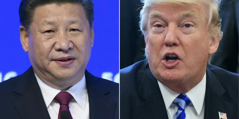 """Washington et Pékin doivent """"s'efforcer"""" de résoudre leur conflit commercial, demande Xi Jinping"""