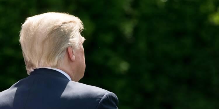 Trump va annoncer le retrait de l'accord nucléaire iranien