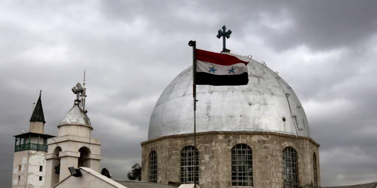 """Iran: la Syrie condamne la décision de Trump qu'elle qualifie d'""""agression"""""""