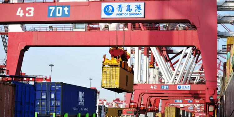 Chine: l'excédent commercial avec les Etats-Unis gonfle