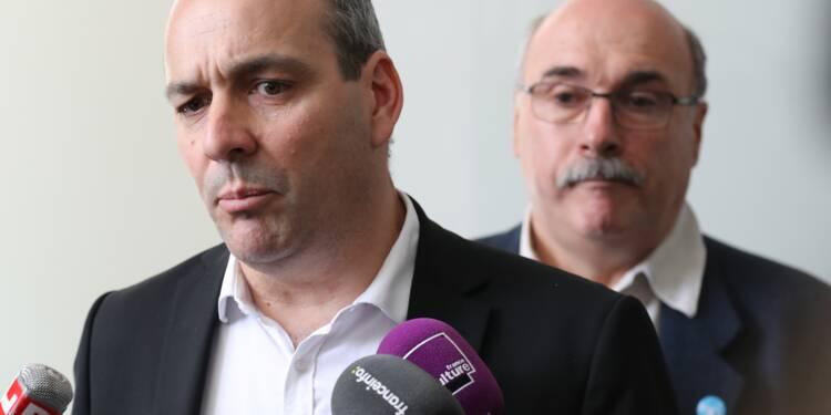 """SNCF: Berger réclame que """"l'incessibilité"""" du groupe soit inscrite dans la loi"""
