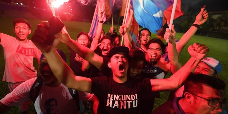 Elections Malaisie: victoire historique de l'opposition