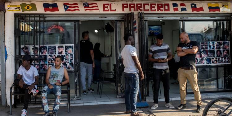 "De Santiago à Tijuana, les ""petits Haïti"" d'Amérique latine"