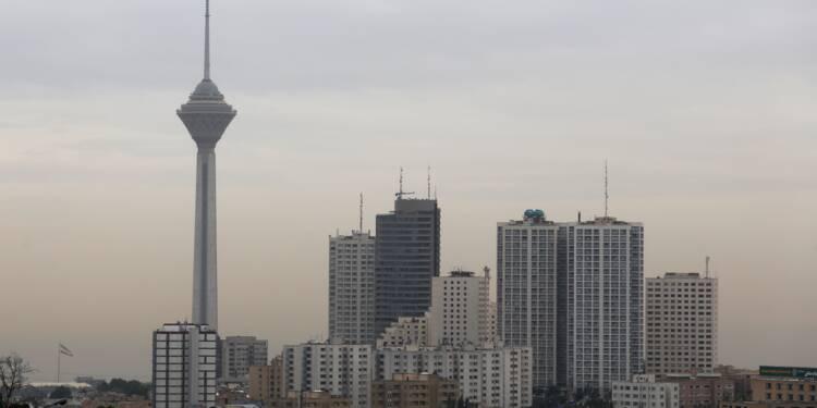 """Les Européens vont """"tout faire pour protéger les intérêts"""" de leurs entreprises en Iran, affirme l'Elysée"""