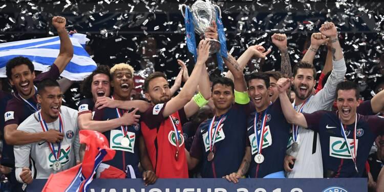 Coupe de France: le record pour le PSG, les honneurs pour les Herbiers