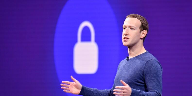 Le patron de Facebook attendu de pied ferme au Parlement européen