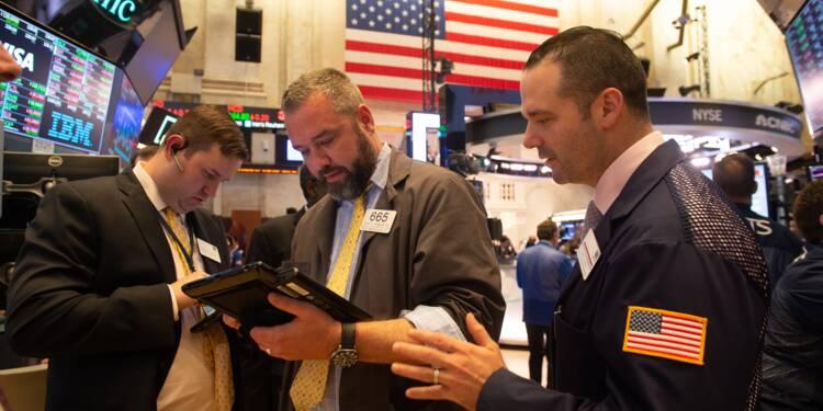 Wall Street profite d'un rebond du pétrole et démarre en hausse