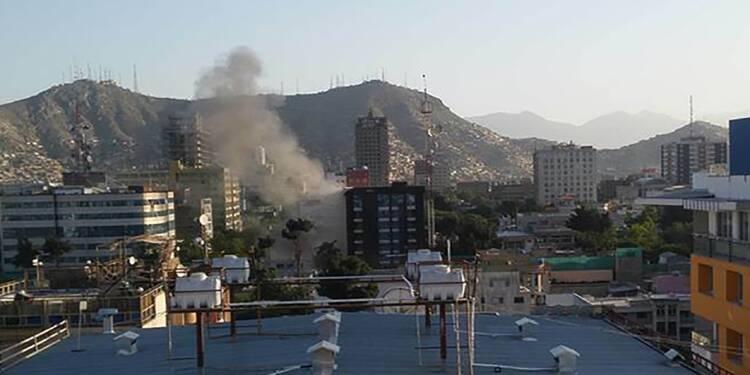 Afghanistan: attaques coordonnées contre des commissariats de police à Kaboul