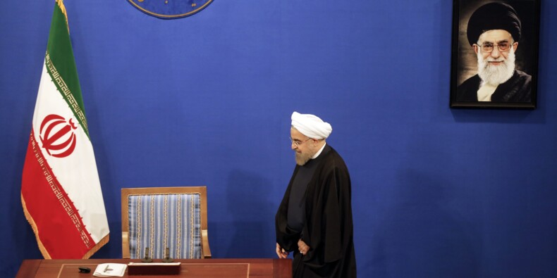 Iran: Rohani prêt à rester dans l'accord si l'Europe apporte des garanties