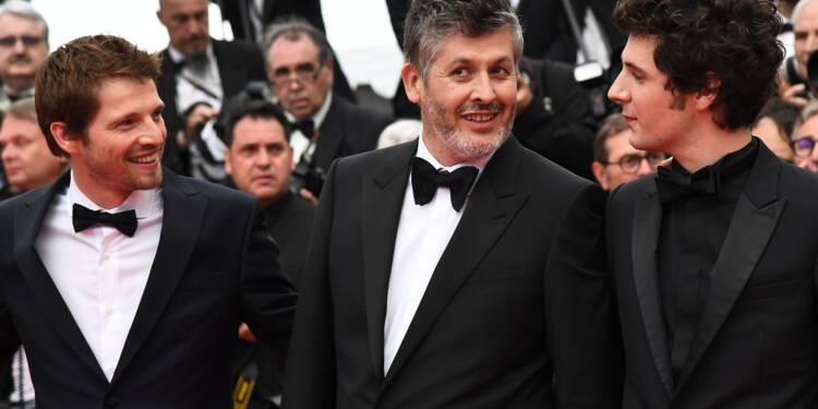 """L'amour à l'ombre du sida: Honoré en """"cinéaste sentimental""""  à Cannes"""