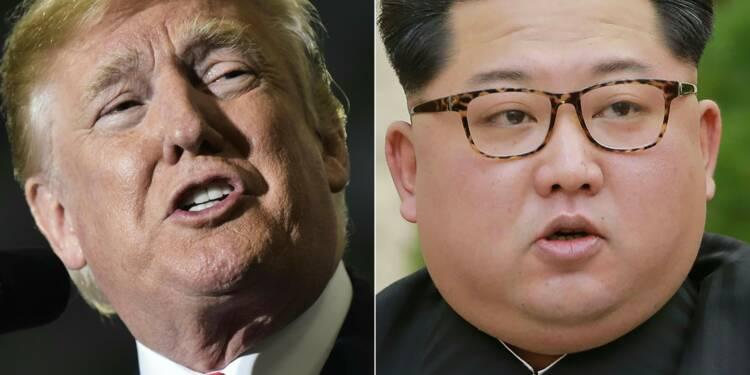 Le sommet entre Trump et Kim aura lieu le 12 juin à Singapour