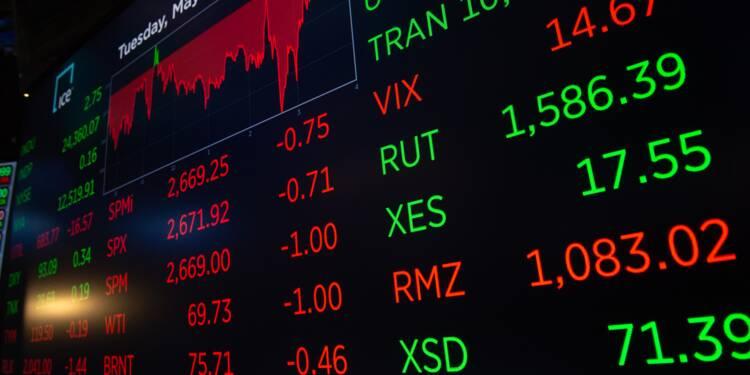 Wall Street, apaisée sur l'inflation, termine en hausse