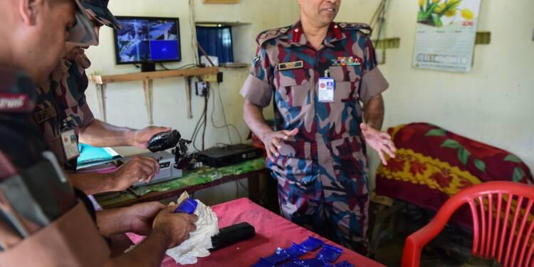 La crise des Rohingyas, aubaine pour les trafiquants de drogue
