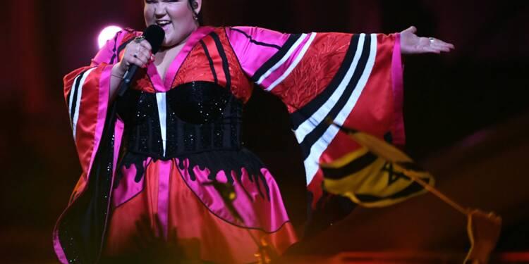 Netta, anti-diva israélienne et voix du #MeToo à l'Eurovision