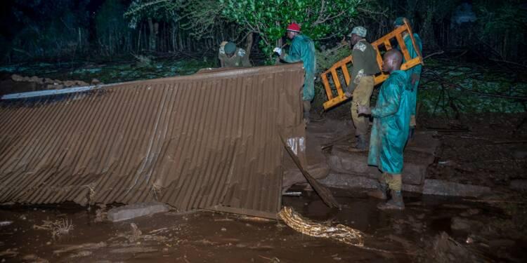 Kenya: au moins 27 morts dans la rupture d'un barrage